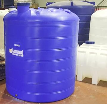 Karmod Plastik Su Tankı Üretimi